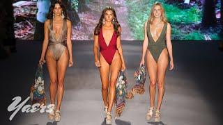 Agua Bendita Swimwear SS2020 Fashion Show Miami Swim Week 2019 Paraiso Miami Beach Full Show