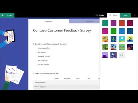 Microsoft Forms Gets Broad Release