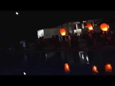 PELEPASAN LAMPION | BEAUTIFUL MOMENT