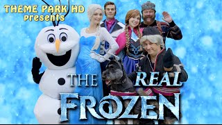 Frozen - In Real Life