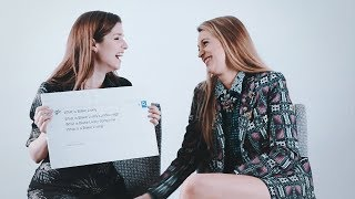 Anna Kendrick and Blake Lively Cute/Funny Moments (A Simple Favor)