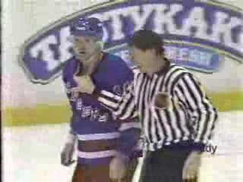 Craig Berube vs. Lindy Ruff
