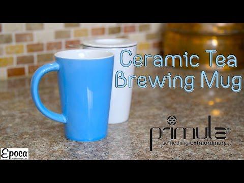Primula Abbey 14oz Ceramic Tea Brewing Mug