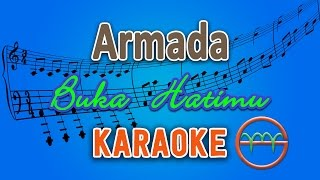 Gambar cover Armada - Buka Hatimu (Karaoke Lirik Chord) by GMusic