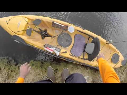 Video Kayak Fishing the Miami Canals: Florida Fishing Road Trip Chronicles 1