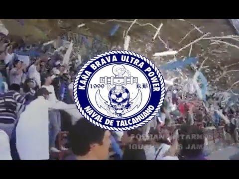 """""""Naval de Talcahuano - Kaña Brava 2017 [HD]"""" Barra: Kaña Brava • Club: Naval de Talcahuano"""