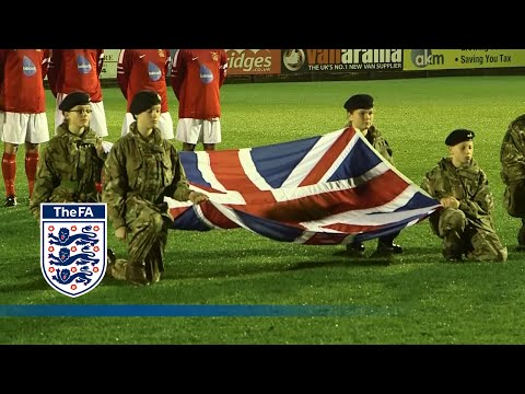 British army beat German army in 'Game of Truce' | FATV News