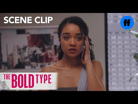 The Bold Type | Season 1, Episode 5: Kat Ends Things With Adena | Freeform