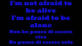 Strung Out - Mind Of My Own - Lyrics (Traduzione italiano)