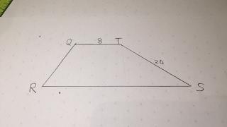 Math Tutorial - High School Geometry Trapezoid Area
