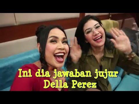 """Della Perez """"Artis Sombong Dan Ga Mau Foto Bareng""""!!! 1,2,3 Jawab Semuanya"""
