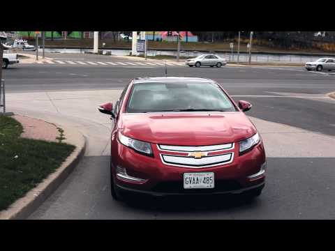 The Self-charging Chevy Volt