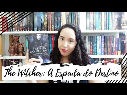 The Witcher: A Espada do Destino, Andrzej Sapkowski | Um Livro e Só