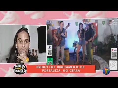 Entrevista exclusiva com cantor Bruno Luz - Eu amo a cachorrada au au au au