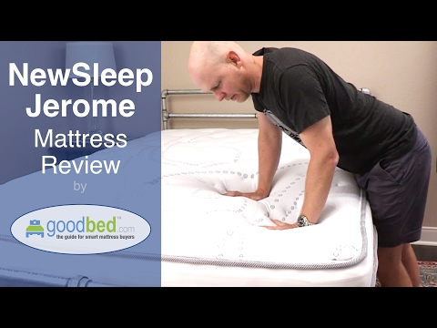 NewSleep Jerome Mattress Review (VIDEO)