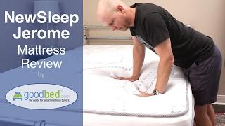 NewSleep Jerome Mattress Review by GoodBed.com