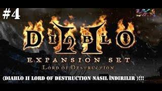 ( Diablo Lord Of Destruction )  # 4 Bölüm Yıkım Efendisi