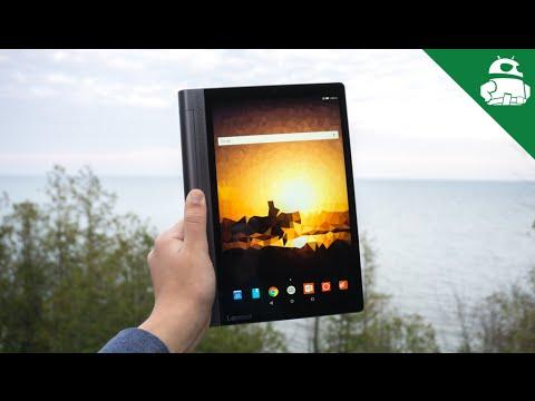 Lenovo Yoga Tab 3 Pro Review!