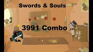 Swords & Souls - Strength Training 3991 Combo