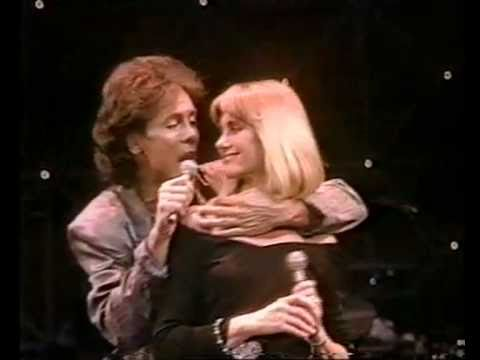 Olivia Newton-John & Cliff Richard - Suddenly (live in Australia 1988)