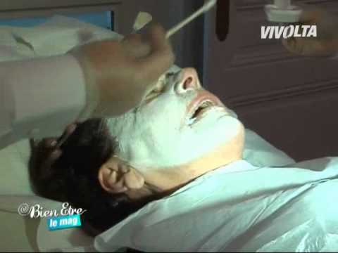Comme faire le masque pour la personne de loeuf