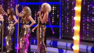 """The X Factor - Celebrity Guest 2 - Girls Aloud   """"The Promise"""""""