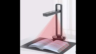 Trying out the CZUR Aura Book Scanner