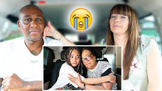 DAD CRIED!! SURPRISING MY GRANDMA WITH A NEW HOUSE **EMOTIONAL**