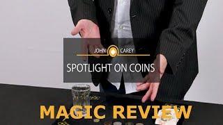 Spotlight On Coins by John Carey