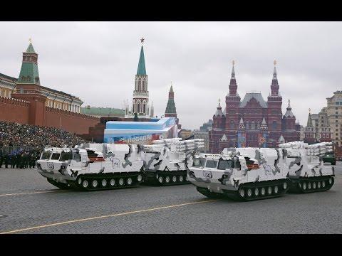 Rusové předvedli nejmodernější arktické zbraně