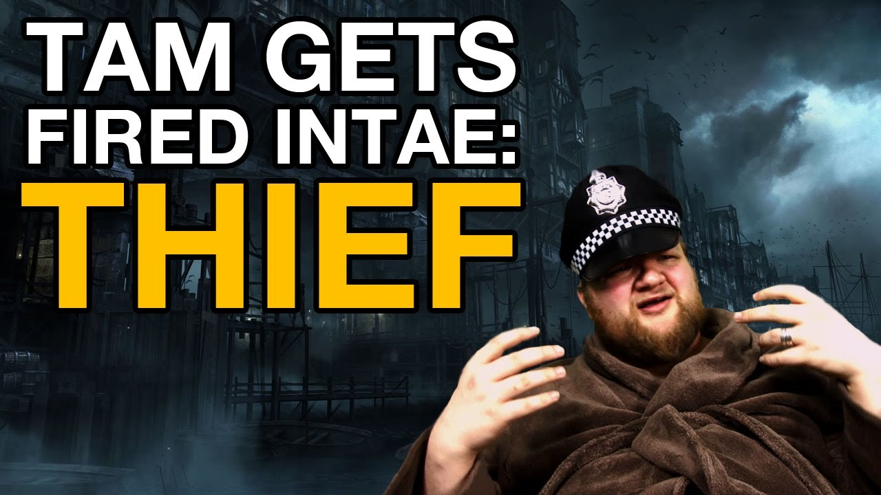 That Scottish Guy Reviews Thief, And He's Right On The Money