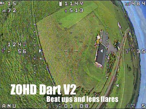 zohd-dart-v2--beat-ups-and-lens-flares