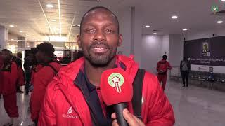 وصول بعثة المنتخب الموزمبيقي إلى مدينة العيون للمشاركة في كأس إفريقيا لكرة القدم داخل القاعة