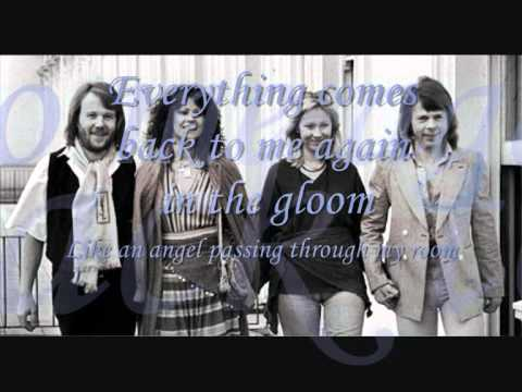 ABBA - Like An Angel Passing Through My Room with Lyrics