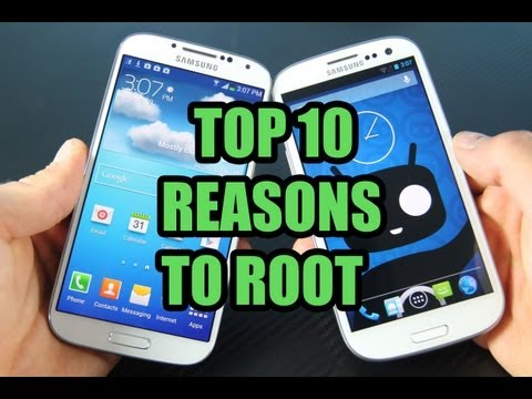 Top 10 Reasons Why You Should ROOT ANY Android Phone Mp3