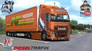 Download [ETS2 v1 33] Tuning Addon package for the Volvo FH