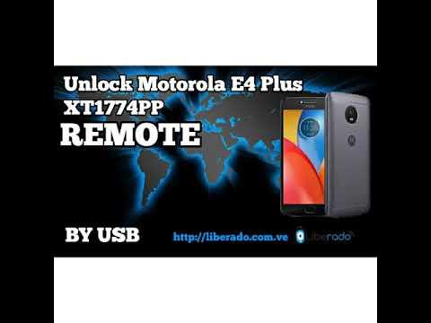 HoW to UNLOCK MOTOROLA E4 VERIZON XT1767, SPRINT E5 SPRIT