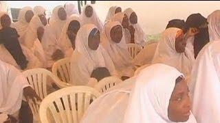 Nijerya'da Toplu Düğün
