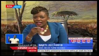 Jukwaa la KTN: Bajeti 2017/2018 - Washindi na waliopoteza kwenye bajeti - 30/3/2017