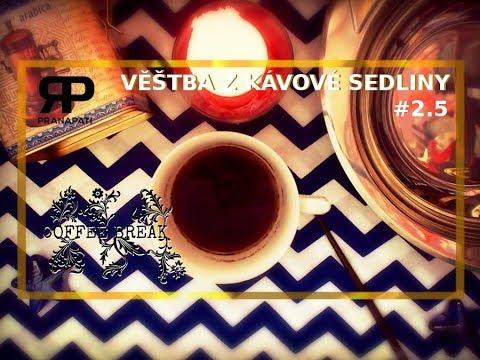 Coffeebreak #2.5 - věštba z kávové sedliny