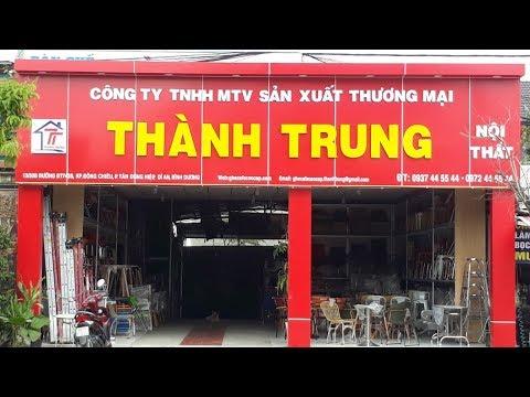 CÔNG TY TNHH MTV TM & SX NỘI THẤT THÀNH TRUNG