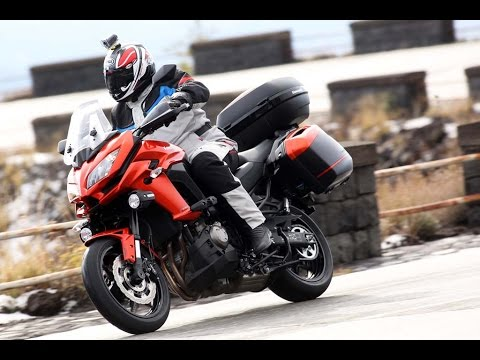 2015 Kawasaki Versys 1000 LT Review