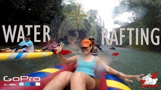 preview picture of video 'Water Rafting Takua Pa, Thailand'