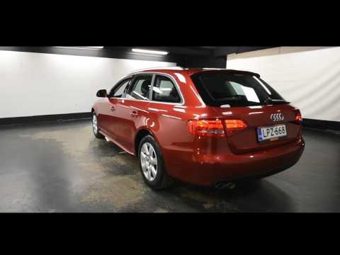 Audi A4 Avant 2.0 TDI DPF 105kw Business multitr, Farmari, Automaatti, Diesel, LPZ-668