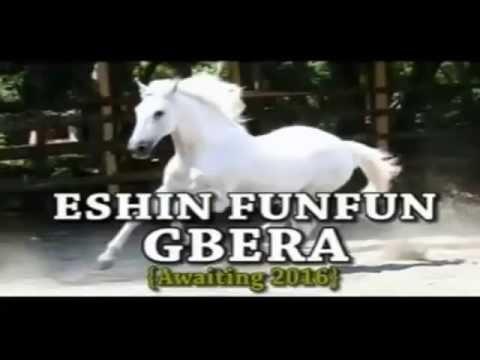 1ESHIN WHITE GBERA Wasiu Alabi Pasuma Oganla Latest 2016
