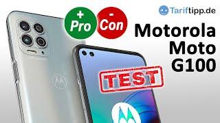 Motorola Moto G 100 | Test (deutsch)