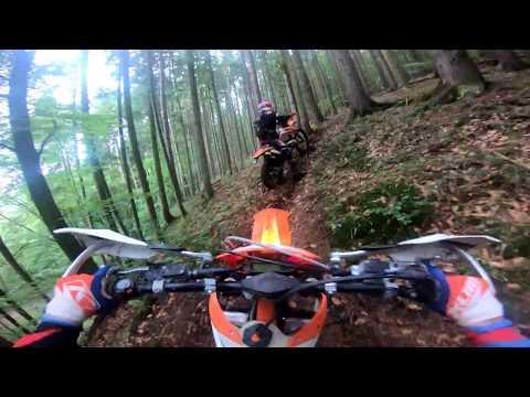 Romania Enduro 2018 - Motoland Brasov\Rasnov part 1