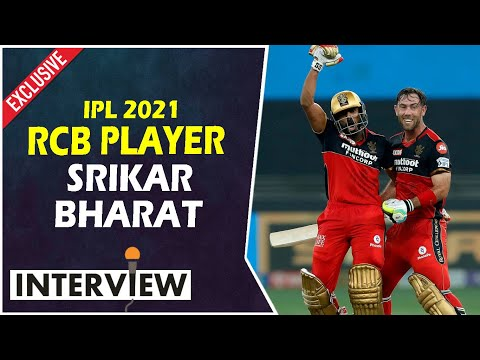 DHONI is my favourite Cricketer 😍 | Next Wicket Keeper of India | Srikar Bharat | Interview
