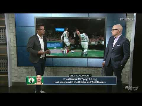 Expectations for the Celtics big men in 2019-20 season