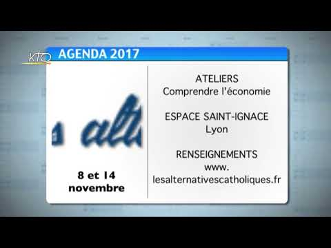 Agenda du 6 novembre 2017